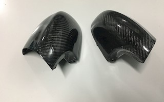 Copertura specchi retrovisori BMW M1 (E82)