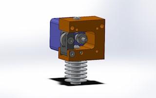 Estrusore STP 3D